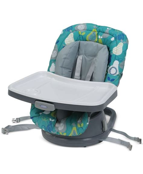 chaise haute graco bleu 64 best chaise haute images on high chairs