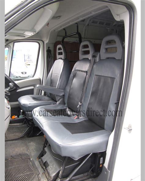 citroen relay van seat covers custom van seat covers