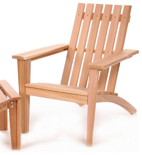 all things cedar ae21u adirondack easybac chair modern