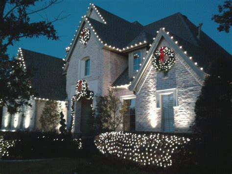 simple elegant christmas lights outside c style design outdoor christmas lighting