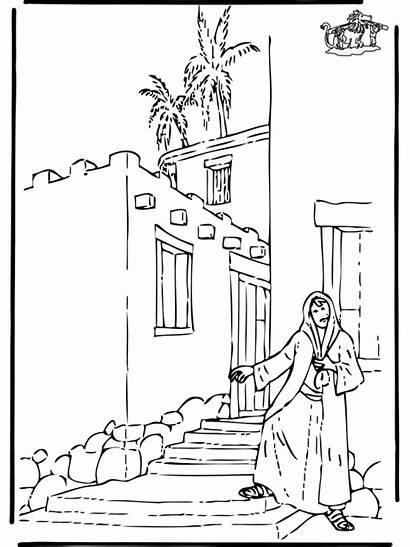Rahab Coloring Spies Rachab Clipart Joshua Testament