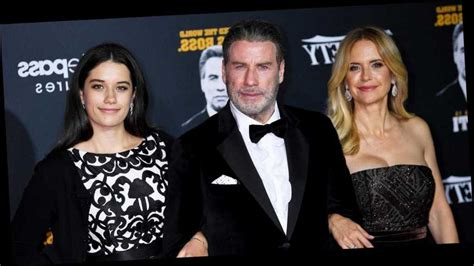 International superstar who received famous big break in saturday night fever; John Travolta and Daughter Ella Dance in Tribute to the Late Kelly Preston | Totalcelnews.com