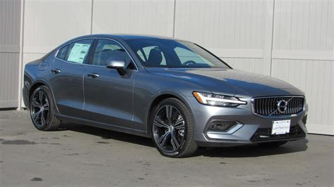 2019 Volvo Inscription by New 2019 Volvo S60 T6 Awd Inscription 4dr Car In Boise