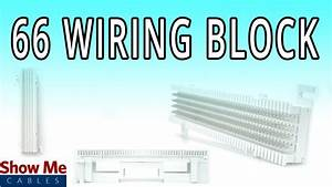 66 Wiring Block