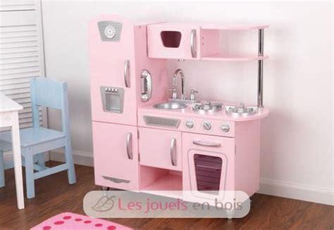 cuisine fille en bois kidkraft cuisine et refrigerateur vintage en bois