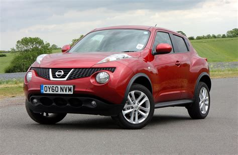 Review Nissan Juke by Nissan Juke Suv Review Parkers