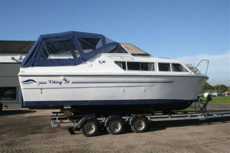 Viking Boats New Hshire by Viking 26 Widebeam