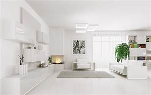 Minimalist Interior Design : 29 white modern living room 25 best ideas about white living rooms on pinterest ~ Markanthonyermac.com Haus und Dekorationen