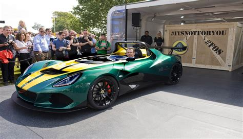 2016 Green Lotus Car Release Hd Wallpaper