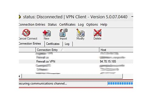cisco vpn client windows 8 1 baixar