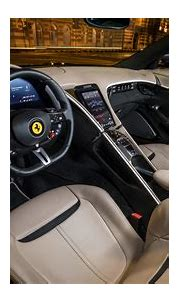 Ferrari Roma 2020 5K Interior Wallpaper | HD Car ...