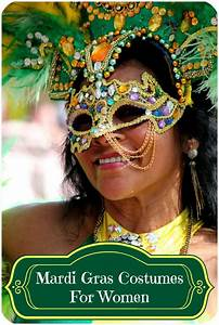 Marvelous Mardi Gras Costumes For Women - Creative Costume Ideas