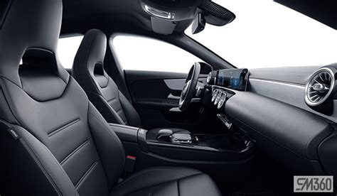 Heated and ventilated power front seats. Mercedes-Benz Vancouver | The 2021 CLA 250 4MATIC