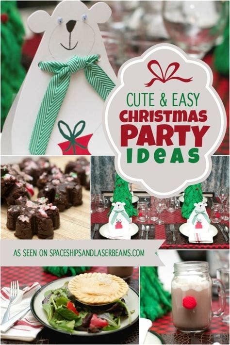 cute easy christmas party ideas marie callenders pot