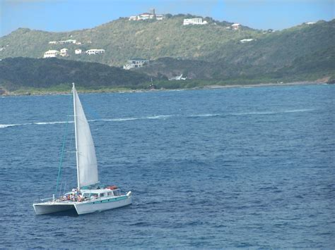 Catamaran Cruise St Thomas by Catamaran St Thomas Usvi Sailing Drifting