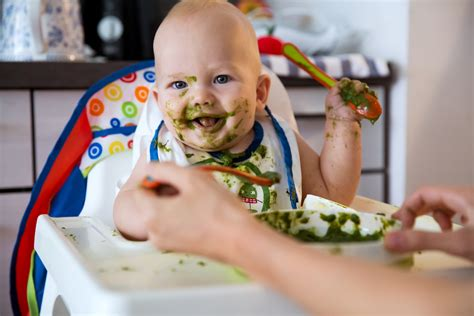 Take The Stress Out Of Starting Solids Swaddlenot