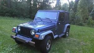 Purchase Used 2001 Jeep Wrangler Sport Standard  Manual