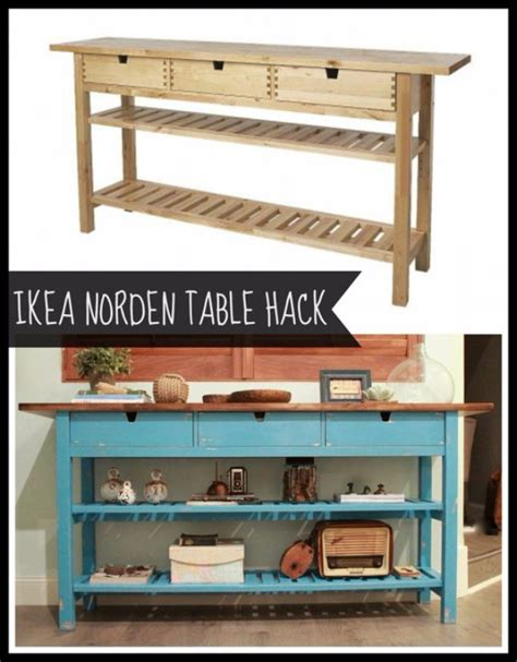 ikea kitchen table hack 75 more ikea hacks that will blow you away page 2 of 8