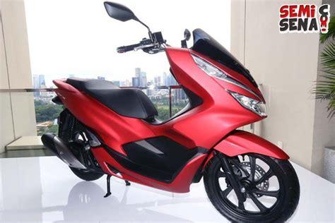 Honda Pcx Tahun 2018 by Honda Kan Mulai Produksi All New Pcx Baru Tahun 2018