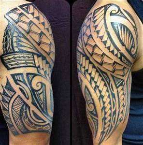 Tatouage Homme Bras Tribal : tatouage tribal bras tuer auf ~ Melissatoandfro.com Idées de Décoration