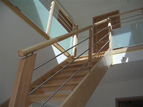 escalier bois et verre escaliers combles du nord gary