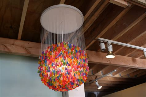 gummy chandelier diy in the market for chandeliers you got to see these