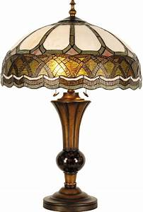 cameron tiffany style floor lamp with stained glass shade With cameron tiffany style floor lamp