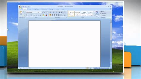Windows Microsoft Word by Microsoft 174 Word 2007 How To Draw A Table On Windows 174 Xp