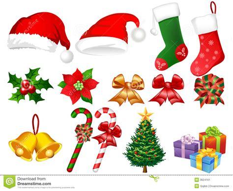 illustration of xmas ornaments stock vector image 3624161