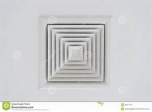 Ceiling Ventilation Clipart
