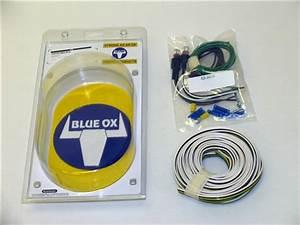 Blue Ox Bx88267 Led Bulb And Socket Tail Light Wiring Kit
