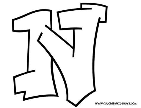 Graffitis N