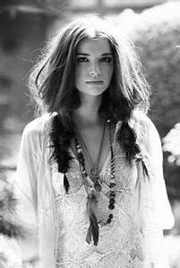 hippie fashion hippie fashion gypsy style and boho With robe blanche hippie