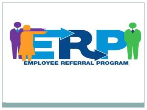 Employee referral system