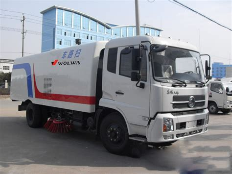 dongfeng tianjin sweeper truck product wolwa group