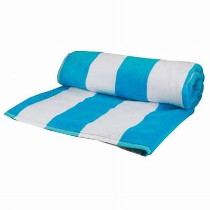 Towel Beach Clipart Clip Towels Swim Drawing