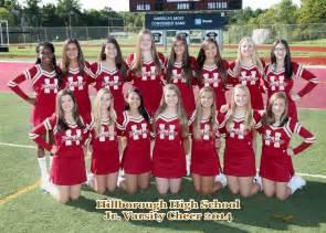 2015 Junior High School Cheerleaders