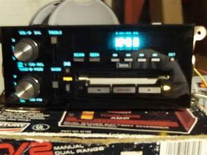 Buy Delco Am   Fm St Radio Auto Reverse Cassette Player 1980