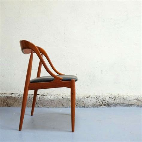 table basse scandinave teck design danois arrebo ann 233 es 50