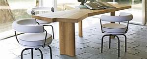 Cassina Charlotte Perriand : 511 ventaglio table by charlotte perriand cassina ~ Frokenaadalensverden.com Haus und Dekorationen