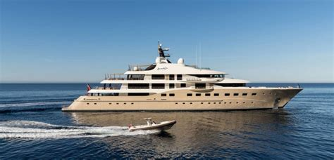 Yacht Here Comes The Sun by Here Comes The Sun Yacht Charter Price Amels Luxury