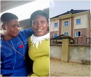 Young Nigerian Pastor shows off his wife who married him ...
