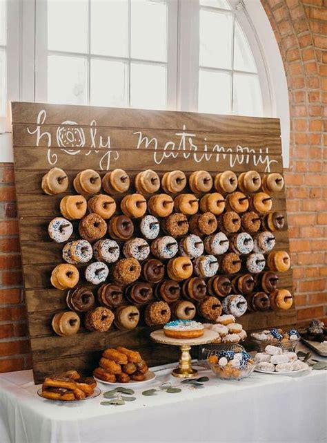 donut bar display pretty source rings adorable ewi
