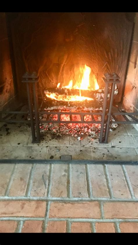 fireplace grate ideas  pinterest fireplace
