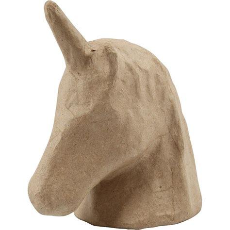 eenhoorn papier mache    cm kopen heutink