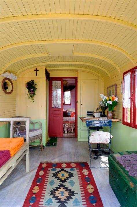 cozy colorful rv interior ideas  cheerful camping
