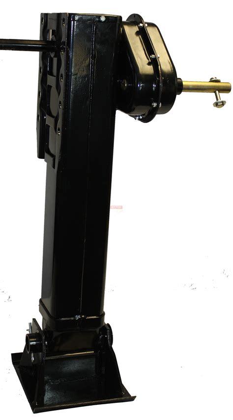 (2 Pack) Landing Gear Trailer Jack Set 62,000# Lift ...