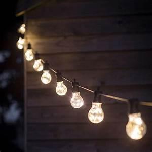 Guirlande Lumineuse Ampoule : les 25 meilleures id es de la cat gorie guirlande ampoule sur pinterest guirlandes d 39 int rieur ~ Teatrodelosmanantiales.com Idées de Décoration