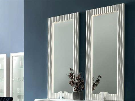 miroir salle bain avec eclairage integre grand miroir design 25 id 233 es pour votre int 233 rieur