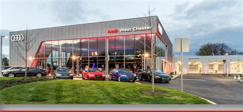 Audi Dealership Near Chester Springs, Pa